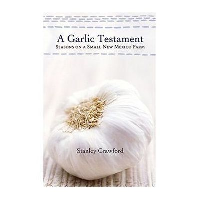 photo of a Garlic Testament book